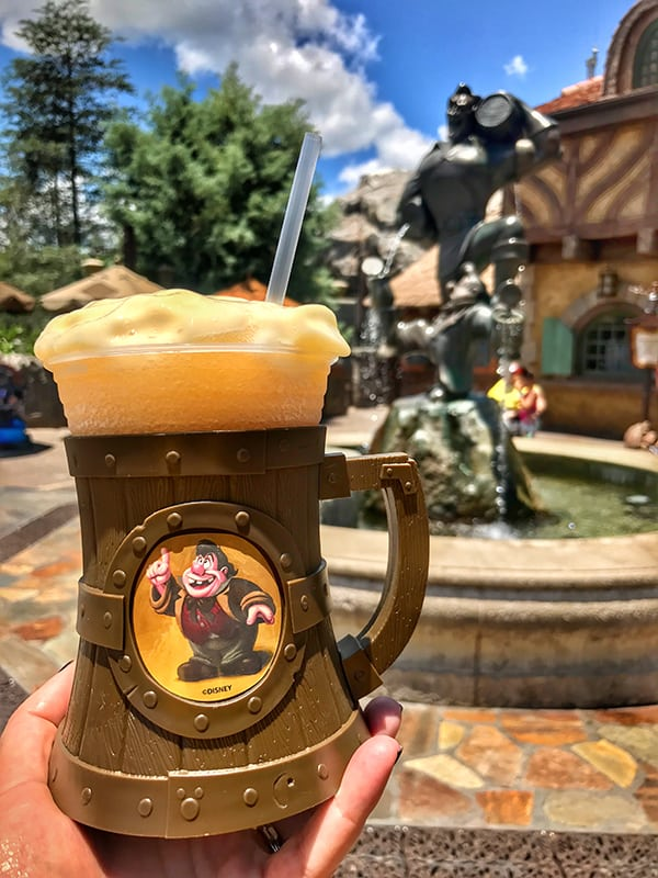 LeFou's Brew at Gaston's Tavern in Fantasyland