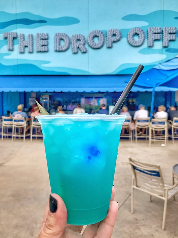 Cocktails from The Drop Off