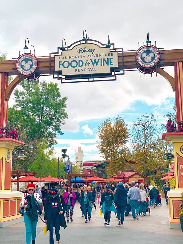 Disneyland Food and Wine Festival 21