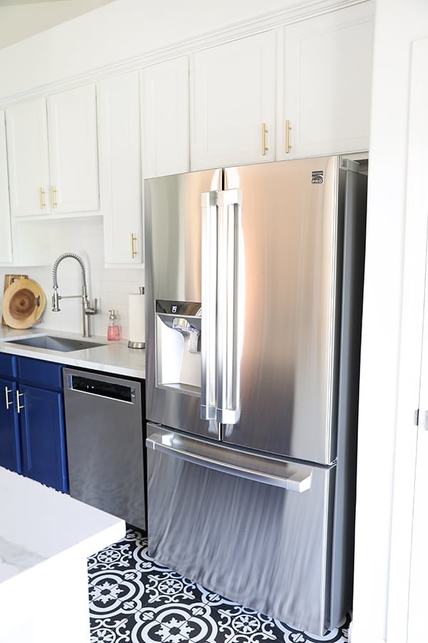 Kenmore Pro Stainless Steel Refrigerator