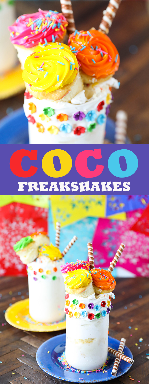 Disney Pixar Coco FreakShakes