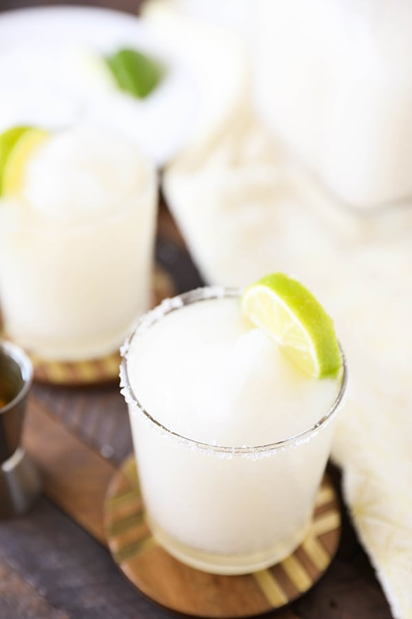 Grandpa's Famous Frozen Margarita Recipe