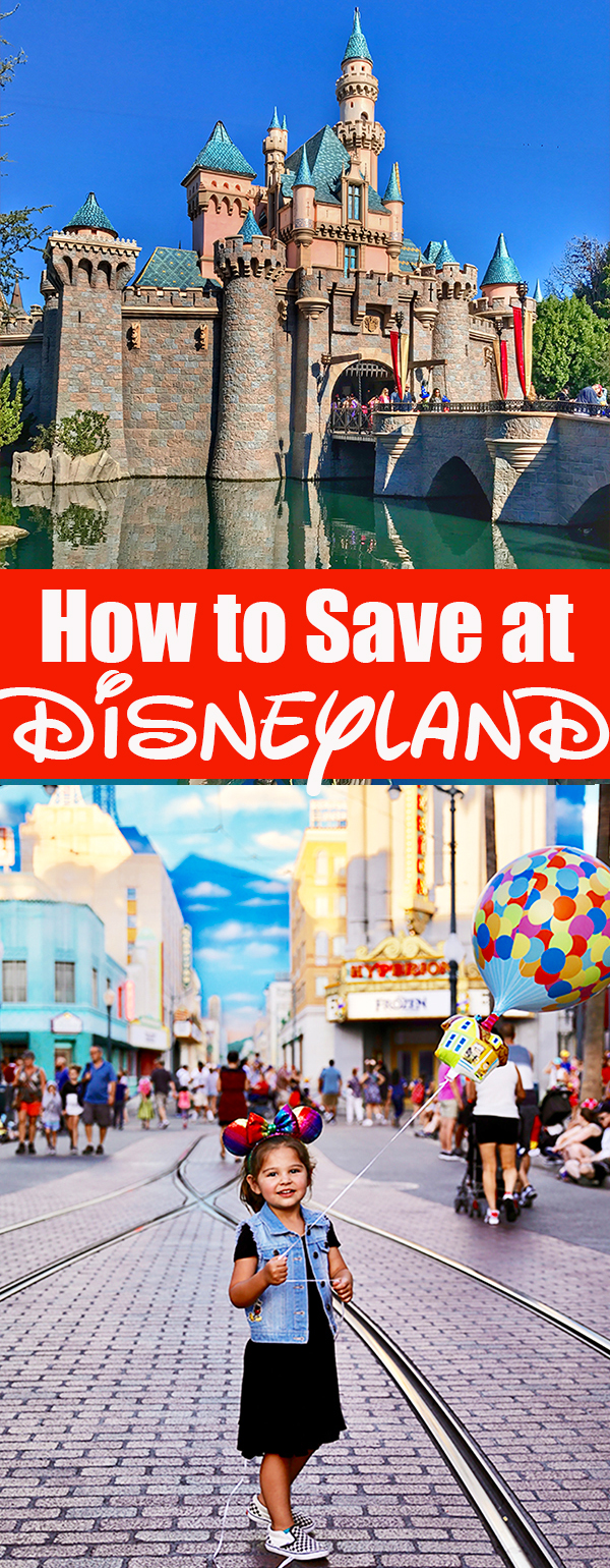 Best Tips for Saving Money at Disneyland