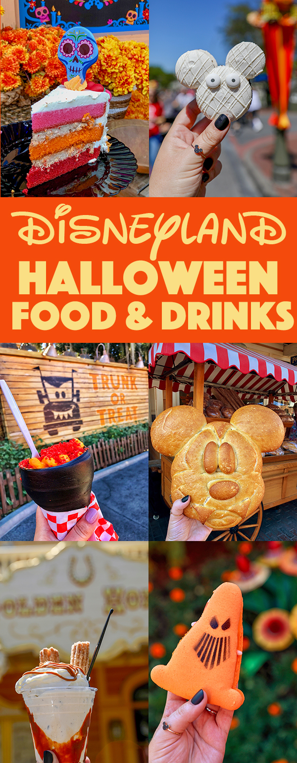 21 Disneyland Halloween Food and Drink Ranked