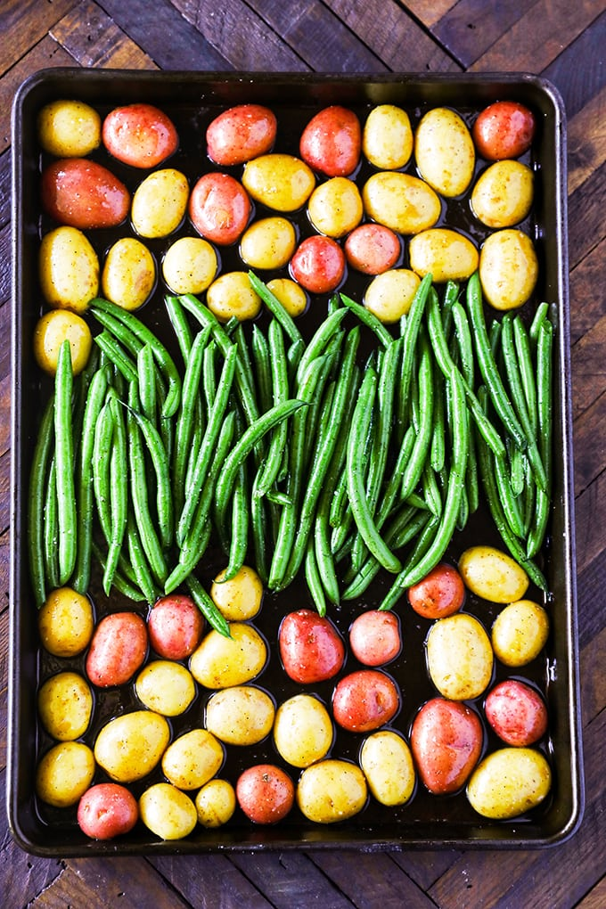 easy sheet pan recipe