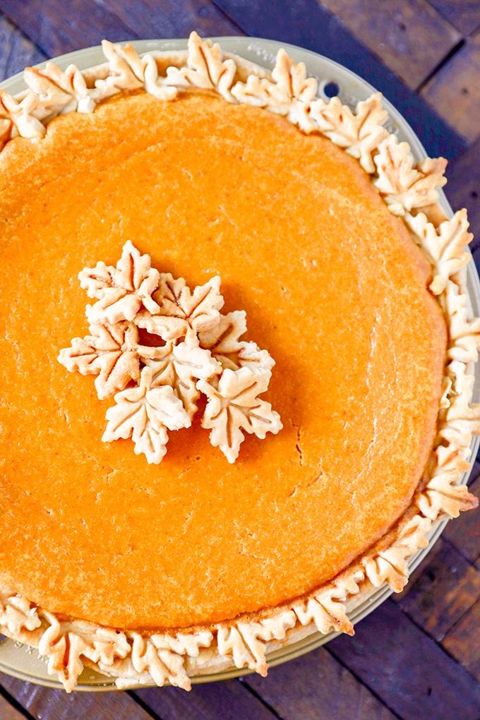 Best Pumpkin Pie Recipe No 2 Pencil