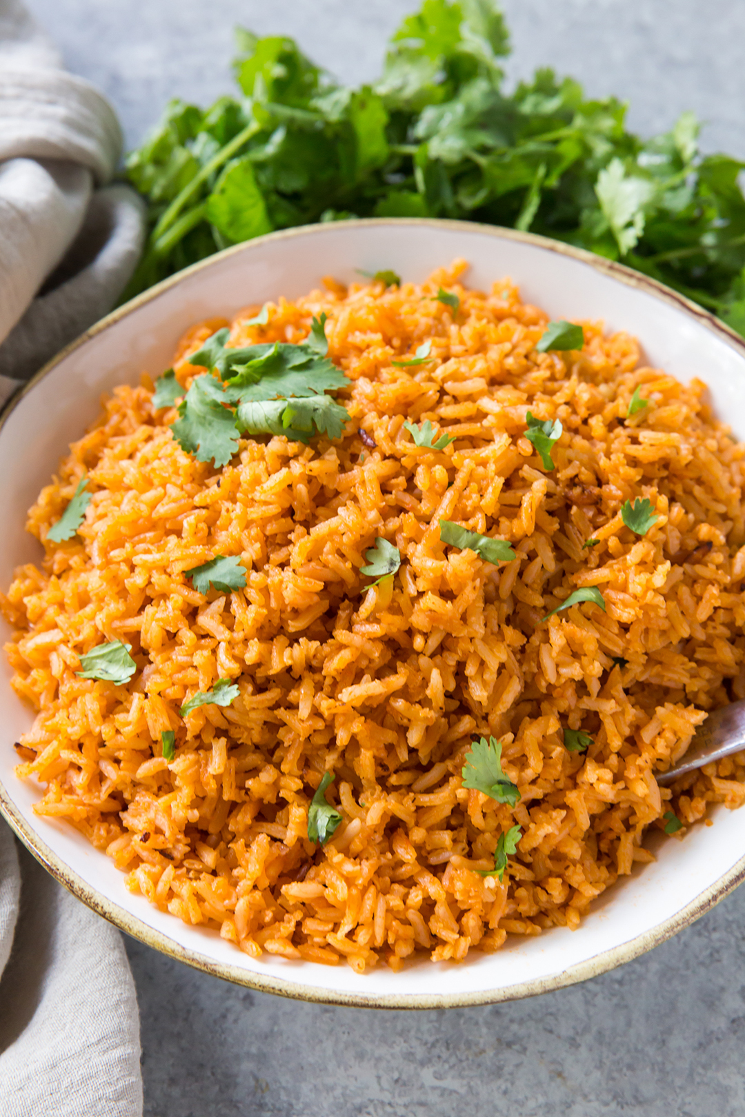 Authentic Mexican Rice Recipe No 2 Pencil