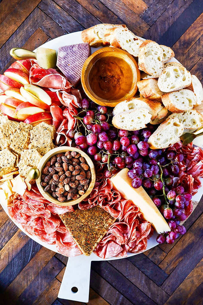 Costco Charcuterie Board - This budget-friendly Charcuterie Board is made up entirely of Costco goodies. This board is easy to put together and perfect for feeding a crowd!