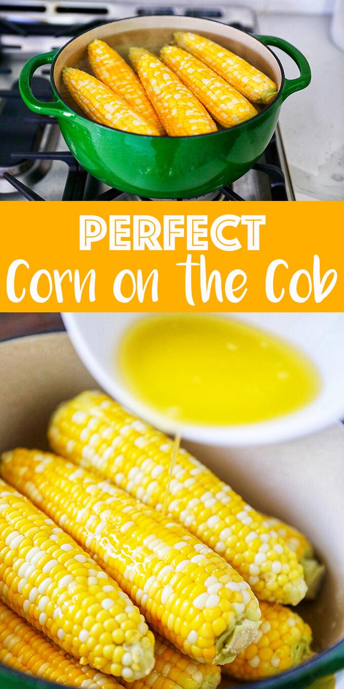 Corn on the Cob - How to Make Corn on the Cob