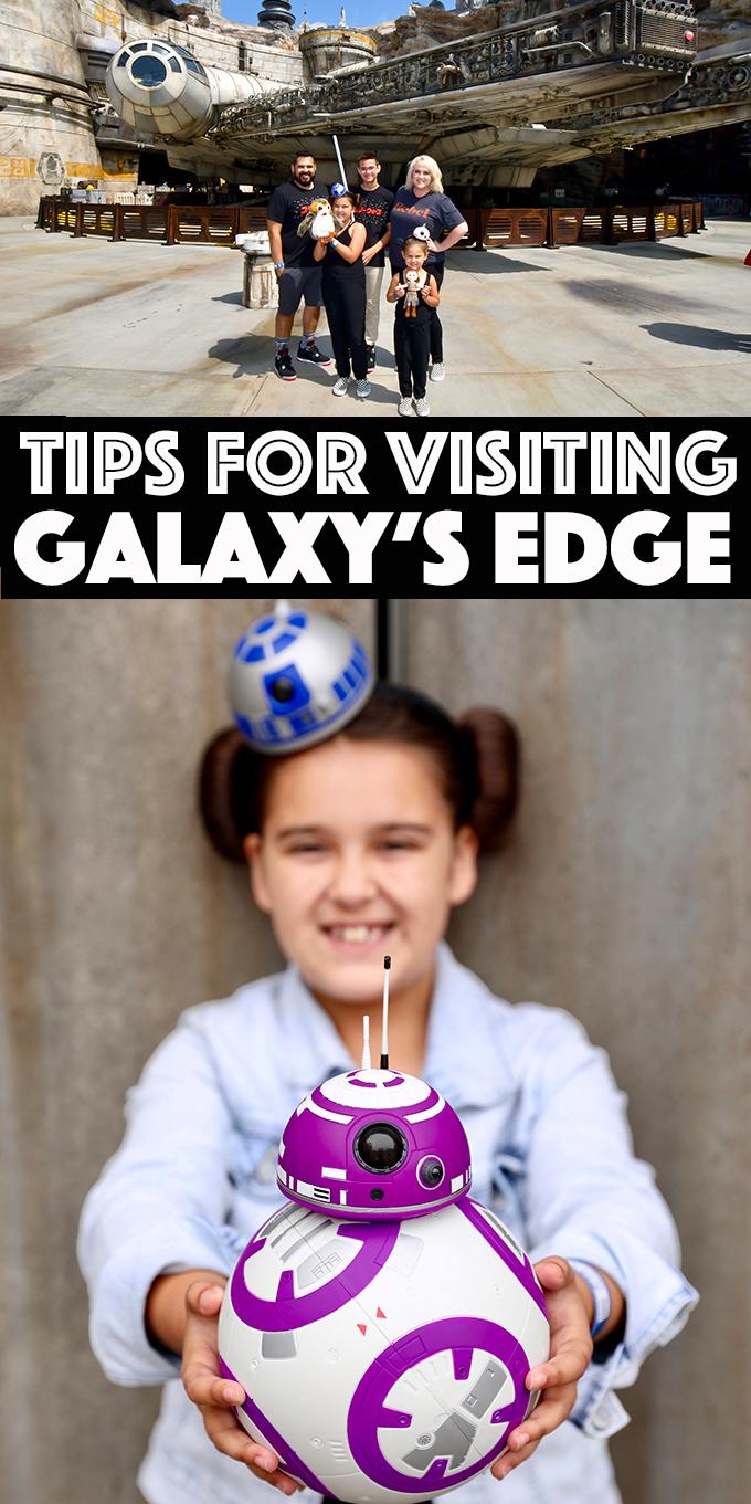 Tips for Visiting Star Wars Land Disneyland