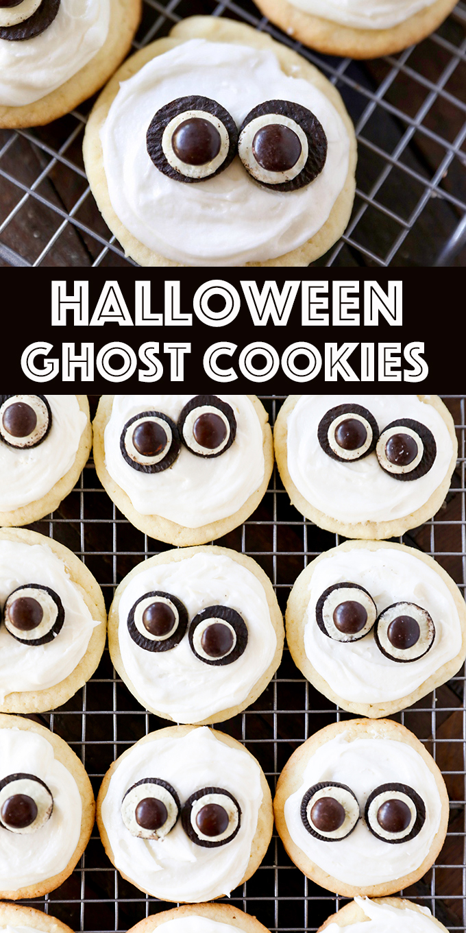 Halloween Cookies Idea