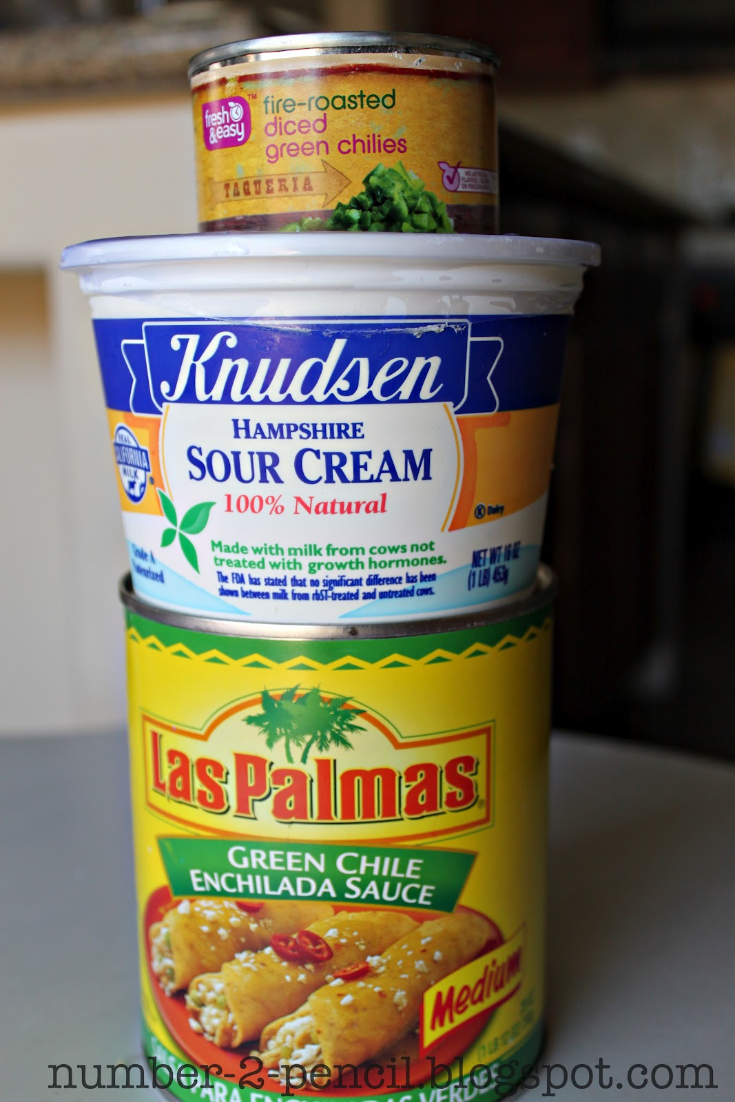 Sour Creame Sauce For Mexican Food