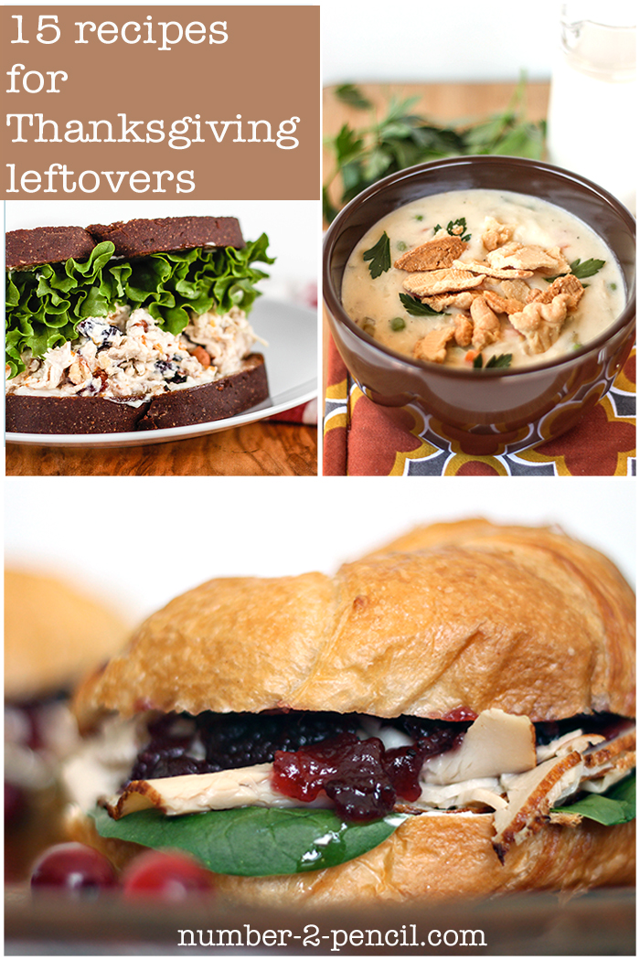 15 Delicious Recipes for Thanksgiving leftovers