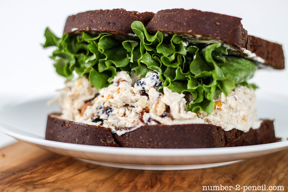recipe: chicken salad sandwiches with canned chicken [38]