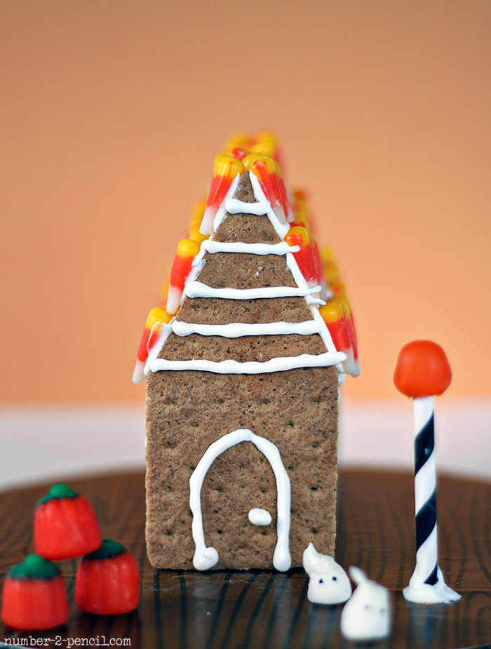 Haunted Gingerbread House - No. 2 Pencil