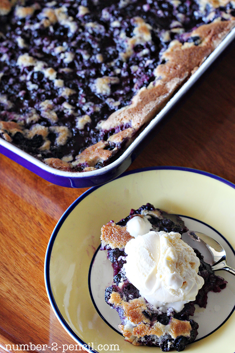 Blueberry Cobbler Recipe — Dishmaps