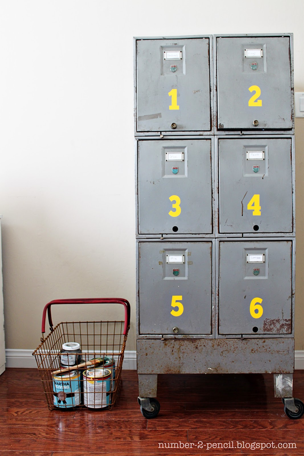 Exceptionnel Industrial File Cabinet To Craft Storage